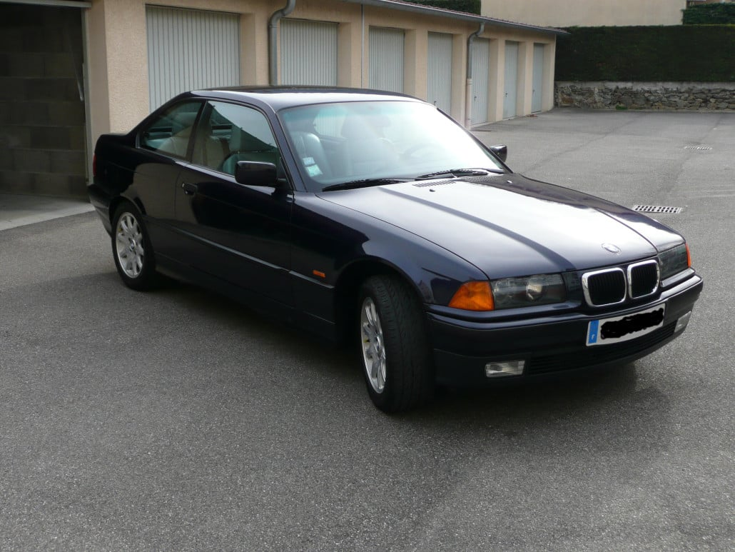 130 000km en bmw 323i coup e36 auto forever. Black Bedroom Furniture Sets. Home Design Ideas