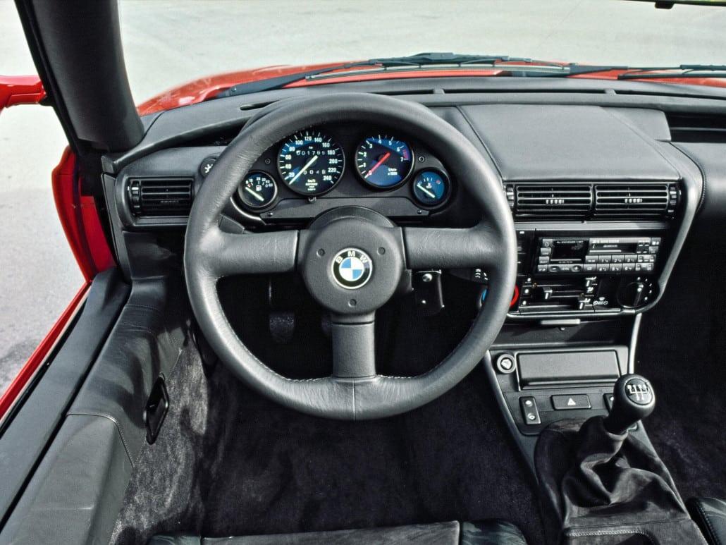 Bmw Z1 Roadster Histoire Et Fiche Technique Auto Forever