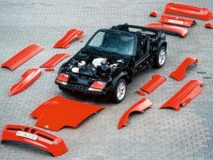 BMW Z1 roadster 1987-1991