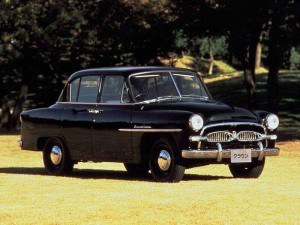 Toyota Crown RS 1955-1958
