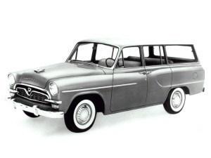 Toyota Crown RS30 break 1960-1962