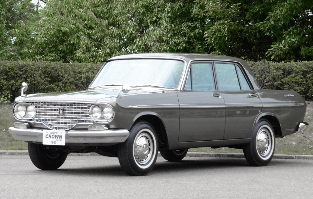 Toyota Crown S40 1962-1967
