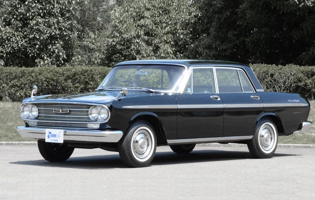 Toyota Crown Eight 1964-1967