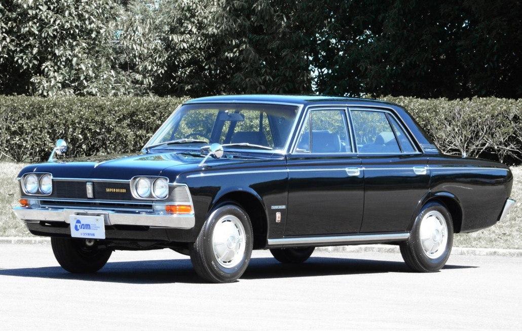 Toyota Crown S50 1967-1971