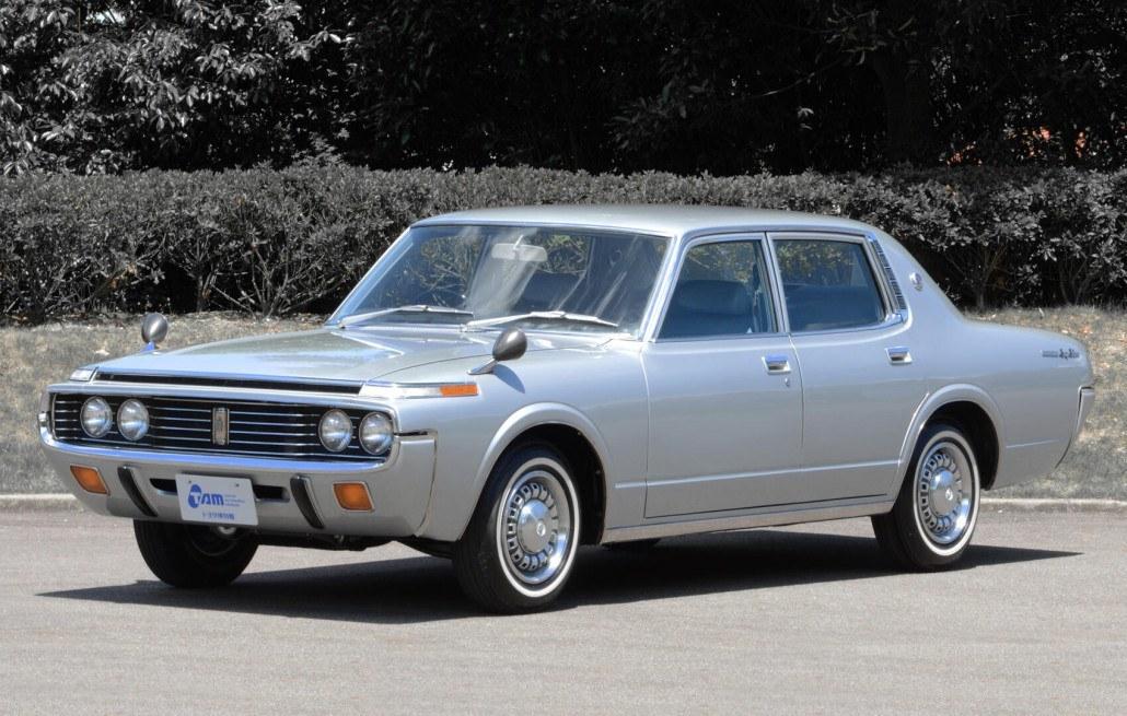 Toyota Crown S60 1971-1974