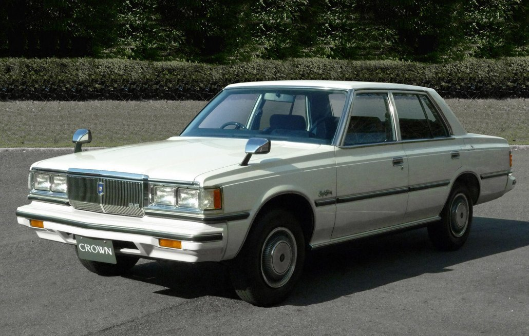 Toyota Crown S110 Royal Sedan 1979-1983