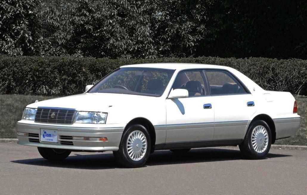 Toyota Crown S150 hard top 1995-1999