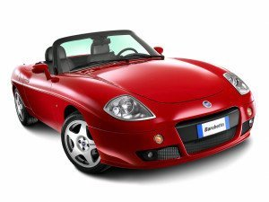 Barchetta 2003-2005 vue AV - photo Fiat