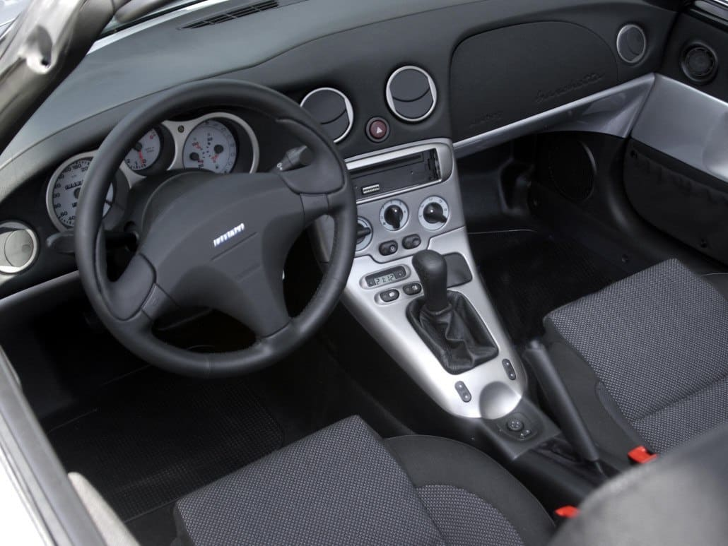 Barchetta X on Fiat 850 Spider