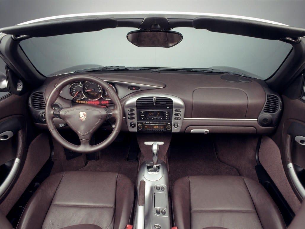 Porsche Boxster 986 Fiche Technique Histoire Auto Forever