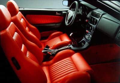 Alfa Romeo Spider 1995-1998 - intérieur