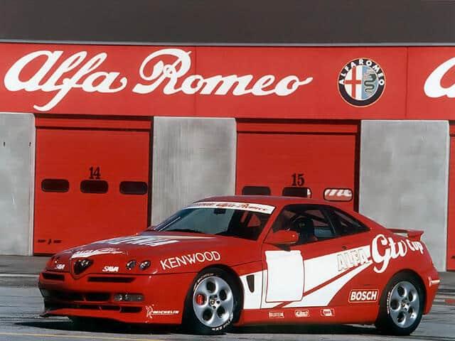 Alfa Romeo GTV Cup 1999-2000
