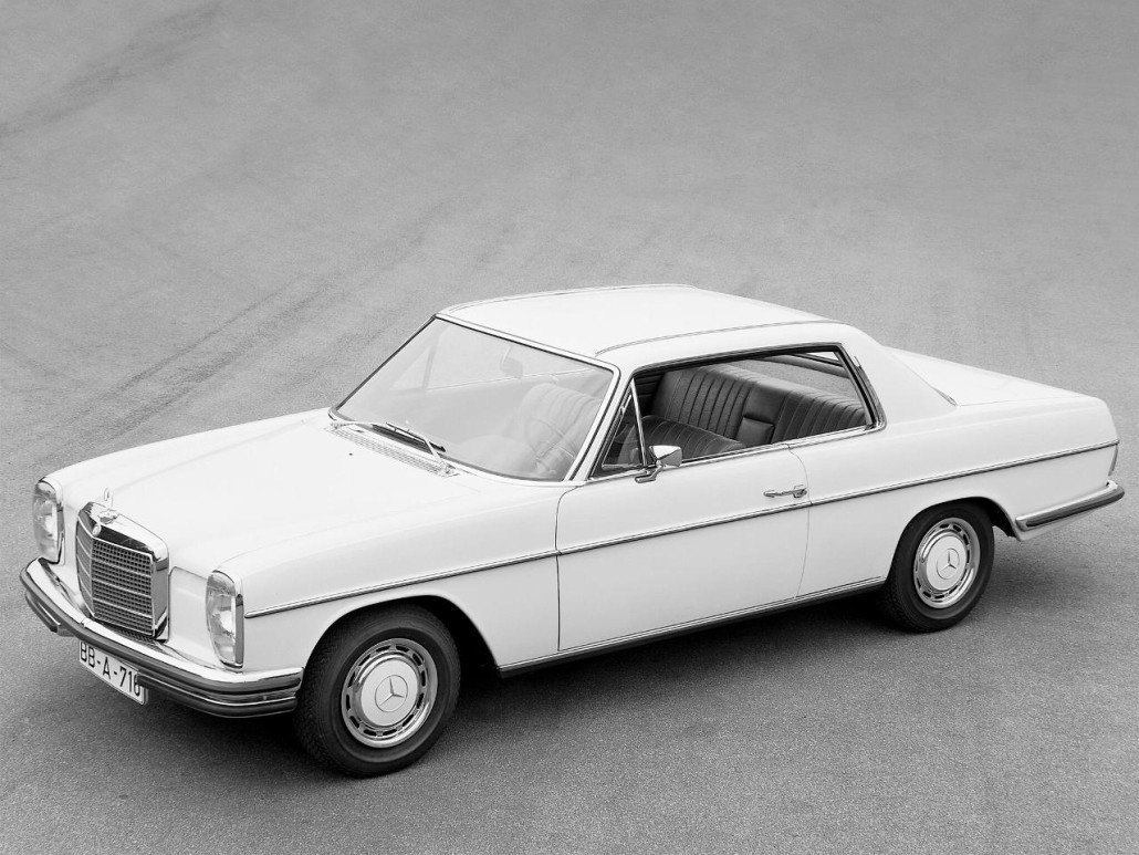 Mercedes Benz Coup W114 Auto Forever
