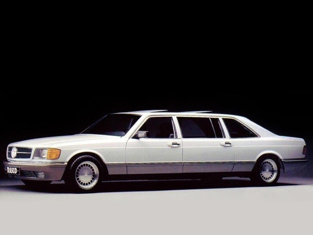 mercedes benz 1000 sec c126 photo trasco auto forever. Black Bedroom Furniture Sets. Home Design Ideas