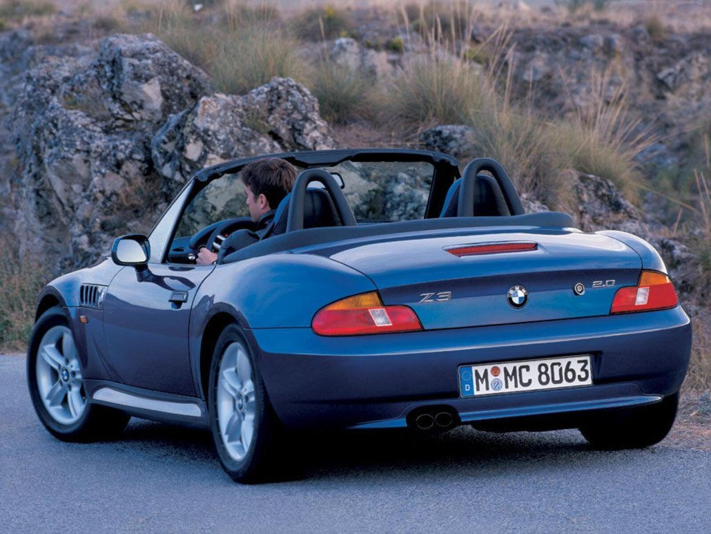 bmw z3 roadster histoire et fiche technique auto forever. Black Bedroom Furniture Sets. Home Design Ideas
