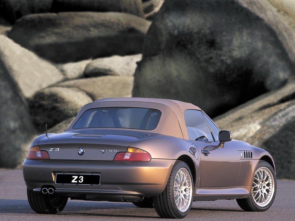 Bmw Z3 Roadster Histoire Et Fiche Technique Auto Forever