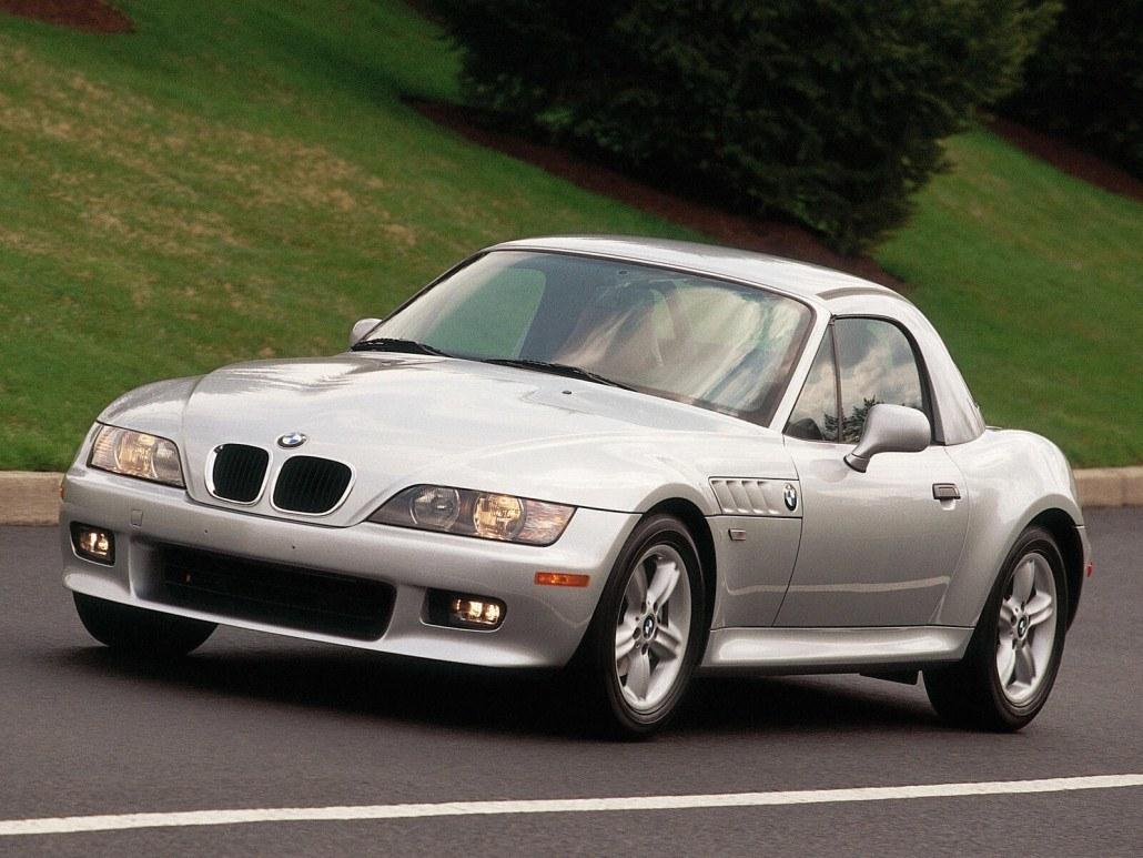 BMW Z3 roadster, histoire et fiche technique | Auto Forever