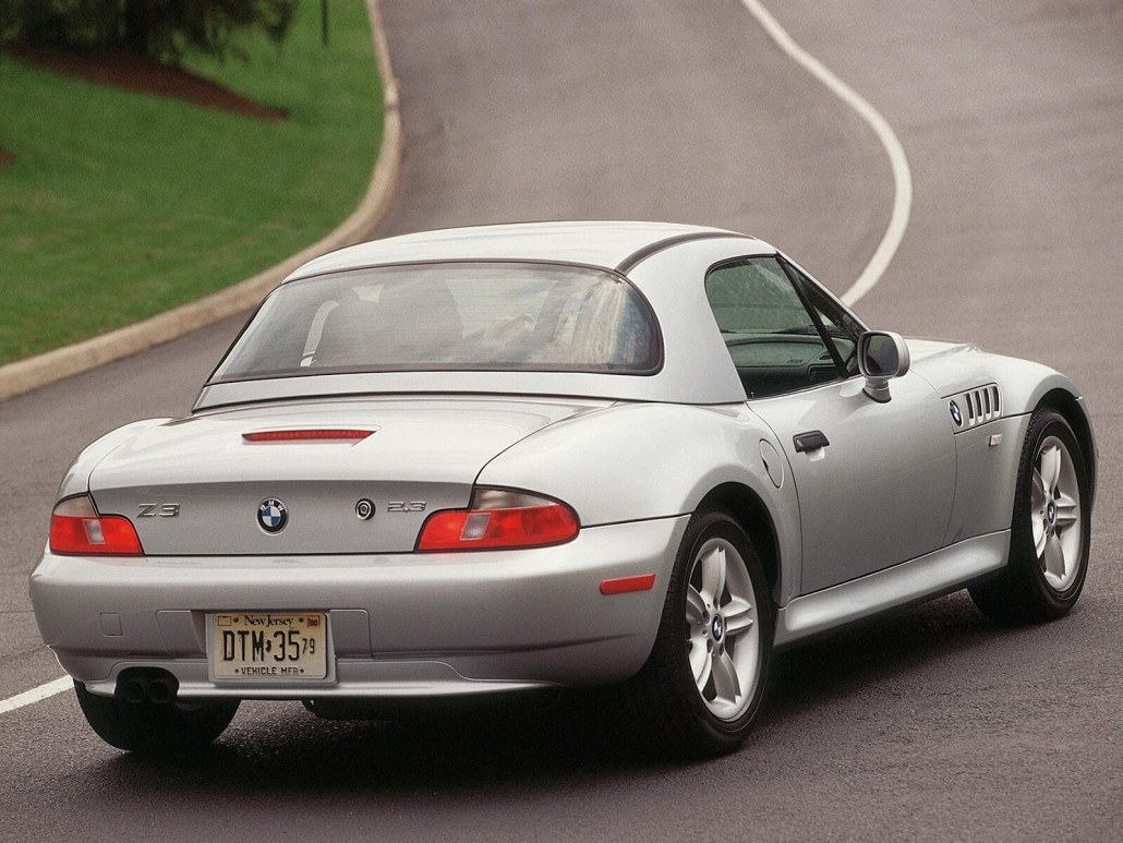 Bmw Z3 Roadster Versions Et Fiche Technique Auto Forever