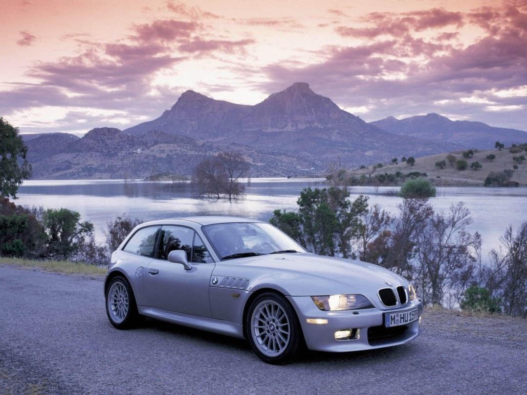 BMW Z3 coupé : versions et fiche technique | Auto Forever