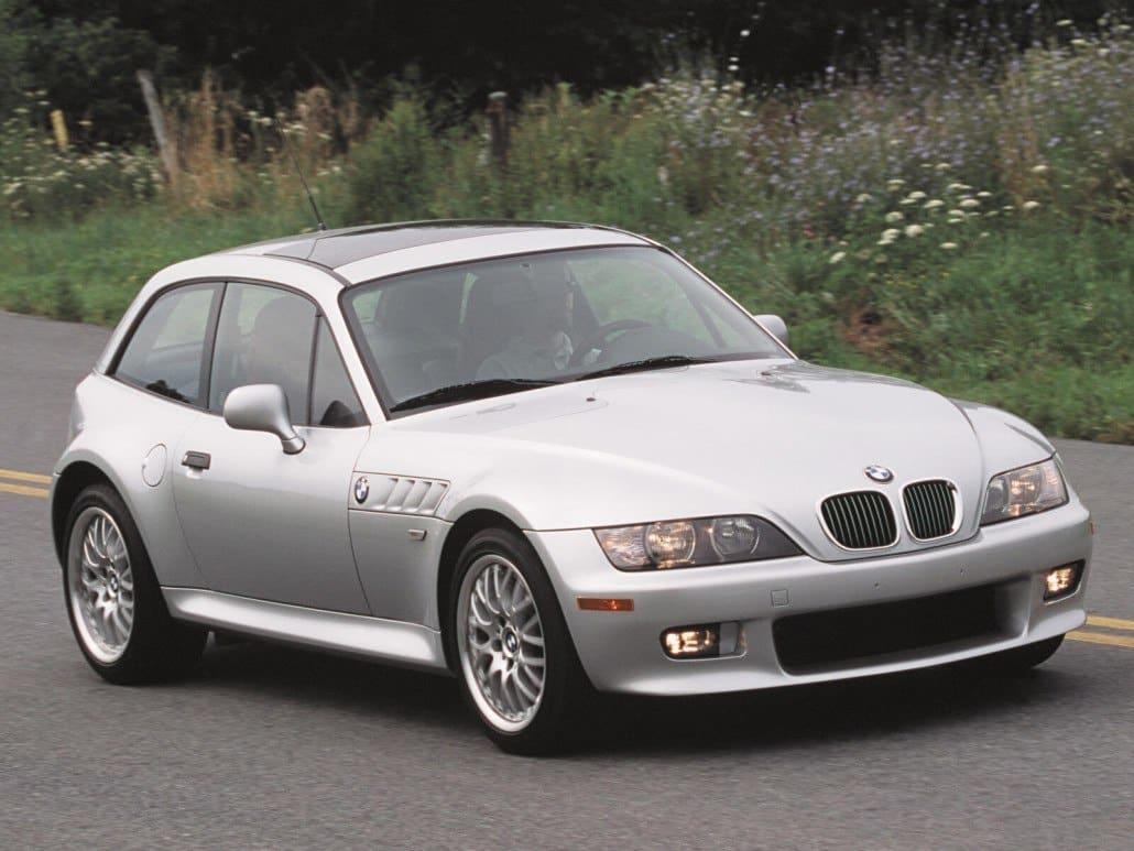 Z3 3,0 coupé US 2000-2002 vue AV - photo BMW