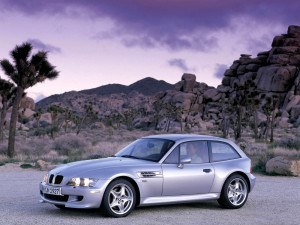 Z3 M coupé 1998-2002 vue AV - photo BMW