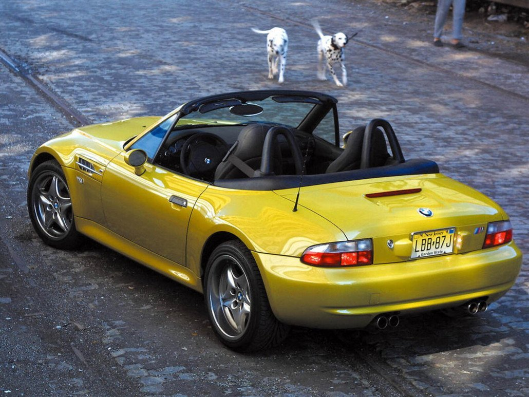 BMW Z3 roadster : versions et fiche technique | Auto Forever