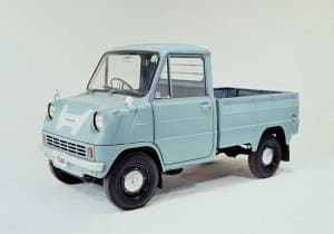 Honda T360 1963-1967 - photo Honda Collection Hall