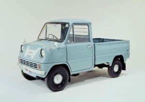 Honda T360 1963-1967 - photo Honda Collection Hall