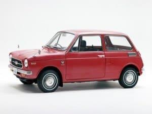 Honda N-series 1966-1972