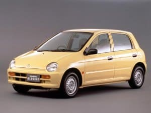 Honda Today 1993-1998