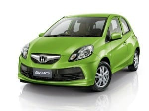Honda Brio depuis 2011