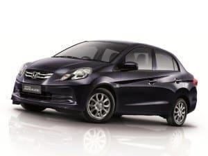 Honda Brio-Amaze depuis 2012