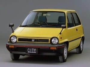 Honda City 1981-1986 - Honda Jazz Europe