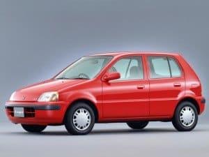 Honda Logo 1996-2001