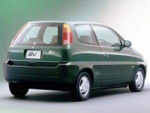 Honda EV Plus 1997-1999