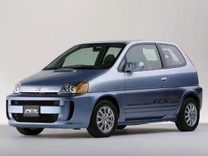 Honda FCX 2002-2006