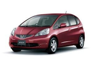 Honda Fit 2007-2014 - Honda Jazz
