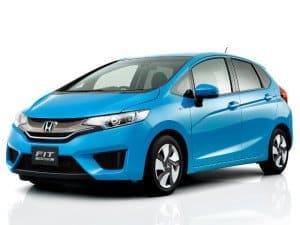 Honda Fit depuis 2013 - Honda Jazz