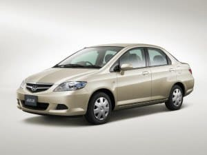 Honda City 2002-2008 - Honda Fit Aria