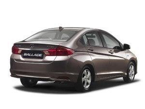Honda City depuis 2013 - Honda Ballade
