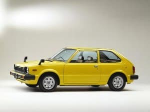 Honda Civic 1979-1983