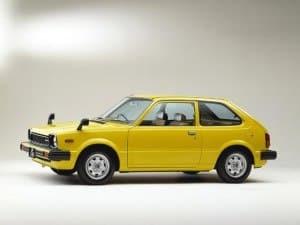 Honda Civic 1979-1983