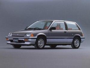 Honda Civic 1983-1987