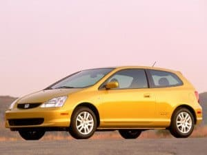 Honda Civic Hatchback 3p 2001-2006