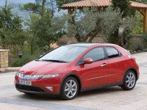 Honda Civic Hatchback 2006-2011