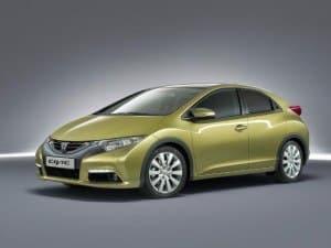 Honda Civic Hatchback 2011-2016