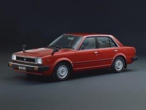 Honda Civic Sedan 1980-1983 - Honda Ballade