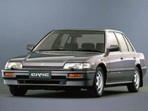 Honda Civic Sedan 1987-1991