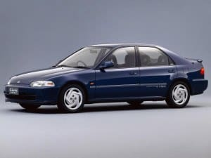 Honda Civic Sedan 1991-1995 - Honda Civic Ferio