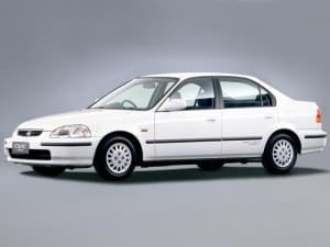 Honda Civic Sedan 1995-2000 - Honda Civic Ferio
